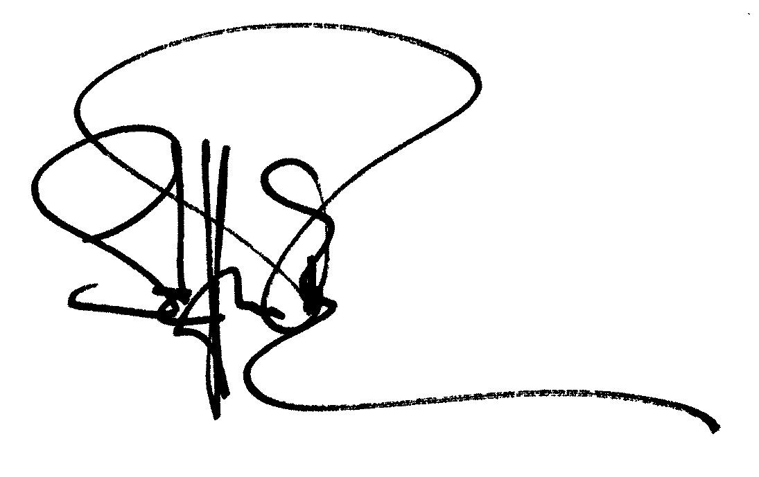 Unterschrift Rabe