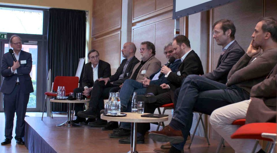 Kongress Impfen - Podiumsdiskussion